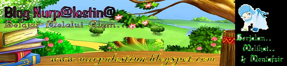 blog nurpalestina