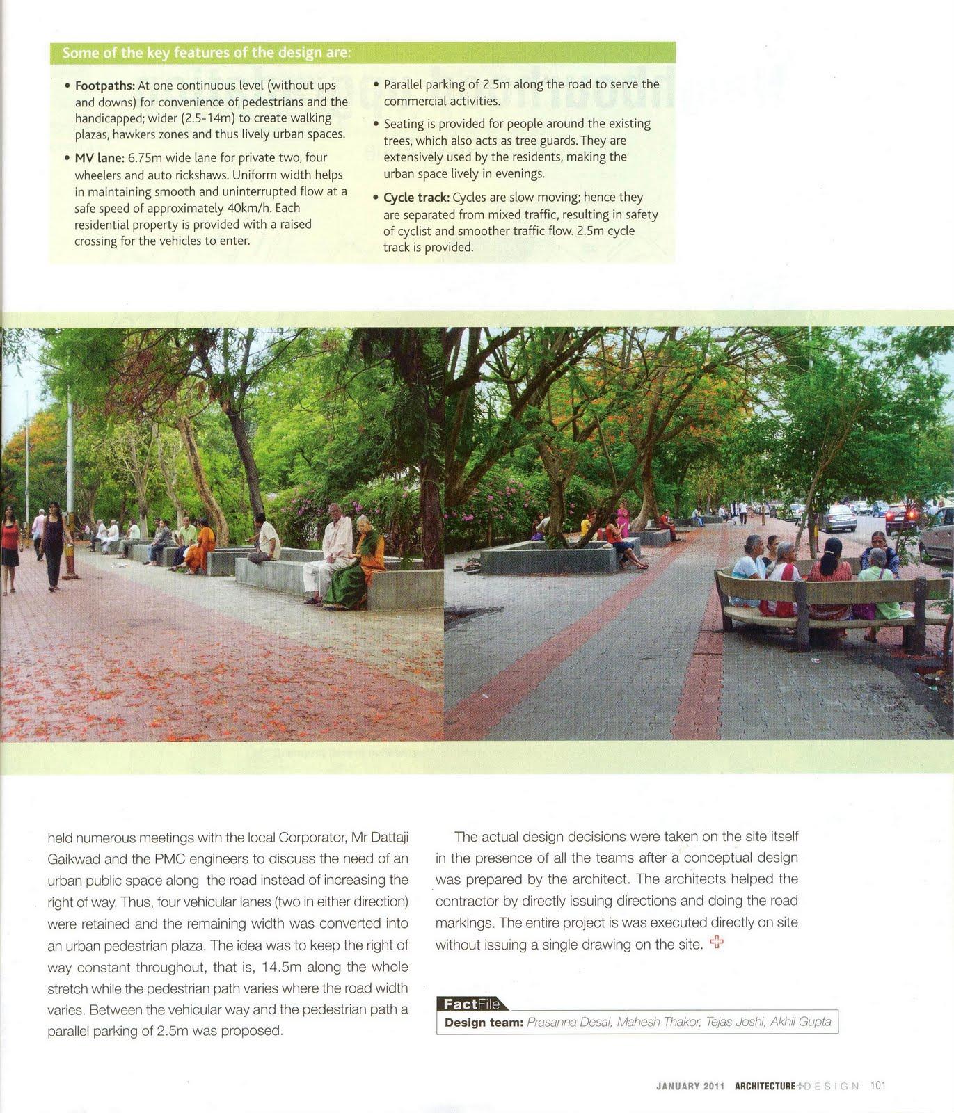 Prasanna desai architects works in public domain 2 for Architecture firms for internship in pune