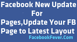 fff facebookfever Publish Your Facebook Page With New Pages Layout Just Now [Update]