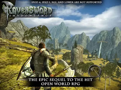 Ravensword: Shadowlands v1.3 Trucos (Todo Infinito)-mod-modifiacdo-hack-Truco-Trucos-cheat-trainer-android-Torrejoncillo