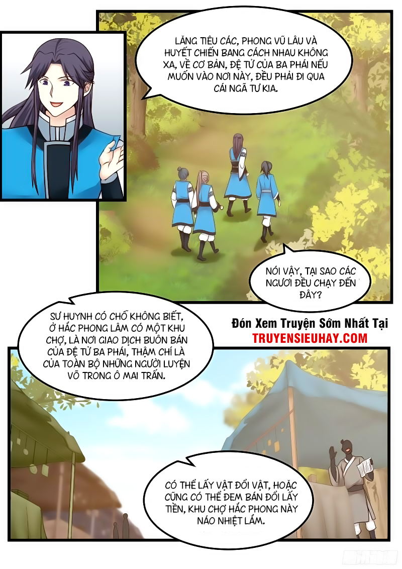 Võ Luyện Đỉnh Phong chap 34 - Trang 7