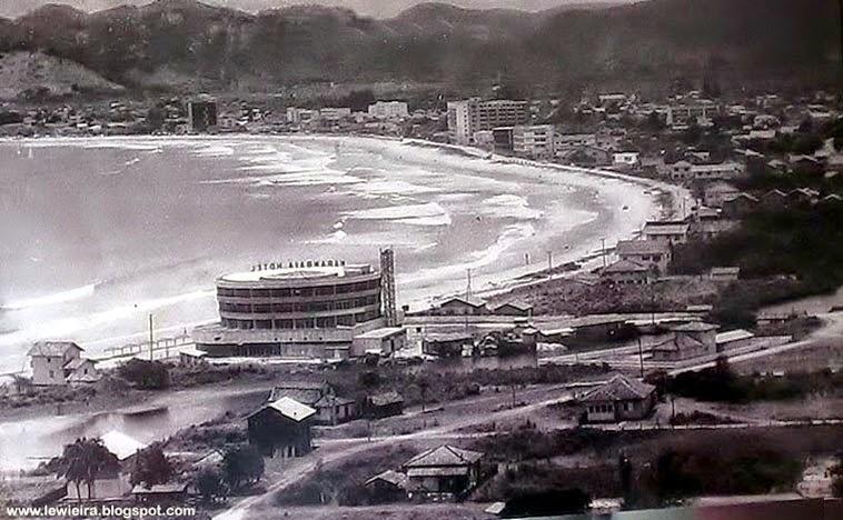 .Hotel Marambaia anos 70