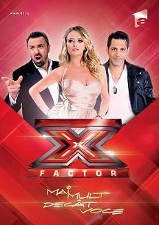 X Factor 17 Decembrie 2015 Online in Premiera