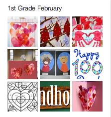 February Ideas