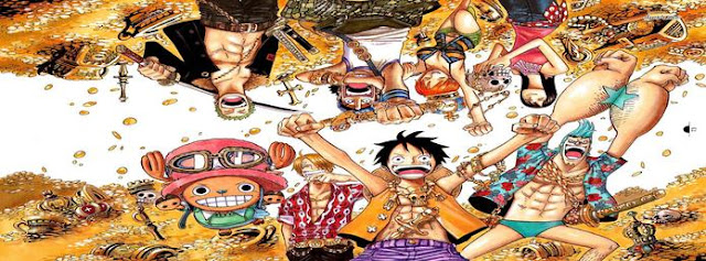 One Piece cover Facebook