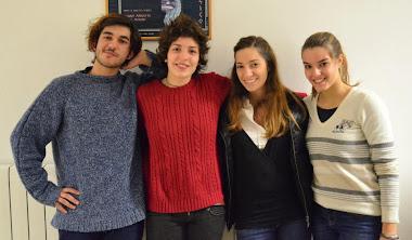 I rappresenti di istituto vi danno il benvenuto nel nuovo blog della nostra scuola!