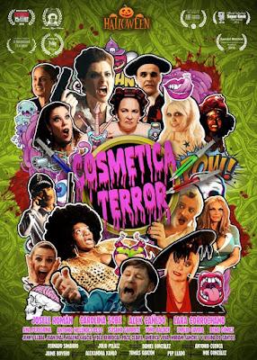 Cosmética Terror 2017 DVD R2 PAL Spanish