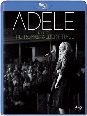 Adele Live at the Royal Albert Hall (2011) 720p BRRip 780MB mkv 5.1 ch subs español (LINKS TODAVIA EN LINEA)