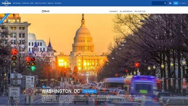 lonely planet washington dc pdf