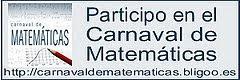 Carnaval de Matemáticas