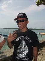 Laksma TNI Kingkin Suroso, S.E.  Selalu Bersyukur Pada Tuhan