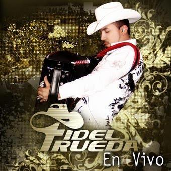 Fidel Rueda - En Vivo En El Rodeo Pico Rivera (Disco 2008)