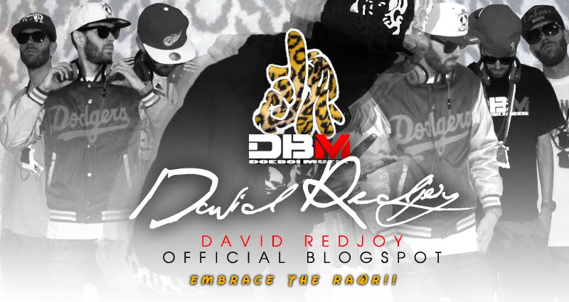 "» david redjoy «  ... still the flyest // ""I'm OK - But my style is sick!""  - EMBRACE THE RAWR!"