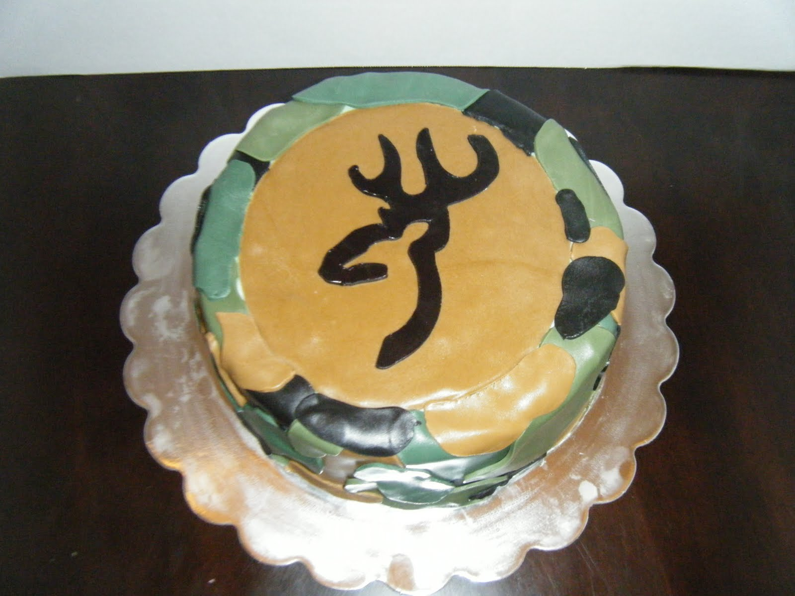 Browning Symbol Cakes submited images