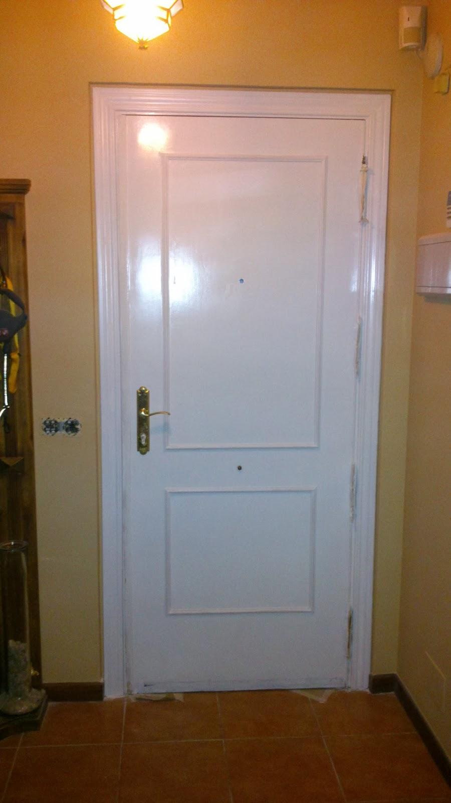 a y a pintura y decoraci n transformar una puerta de paso