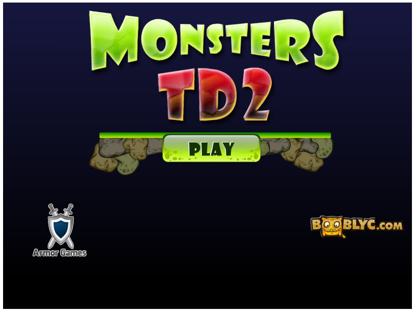Armor Game : Monsters TD 2