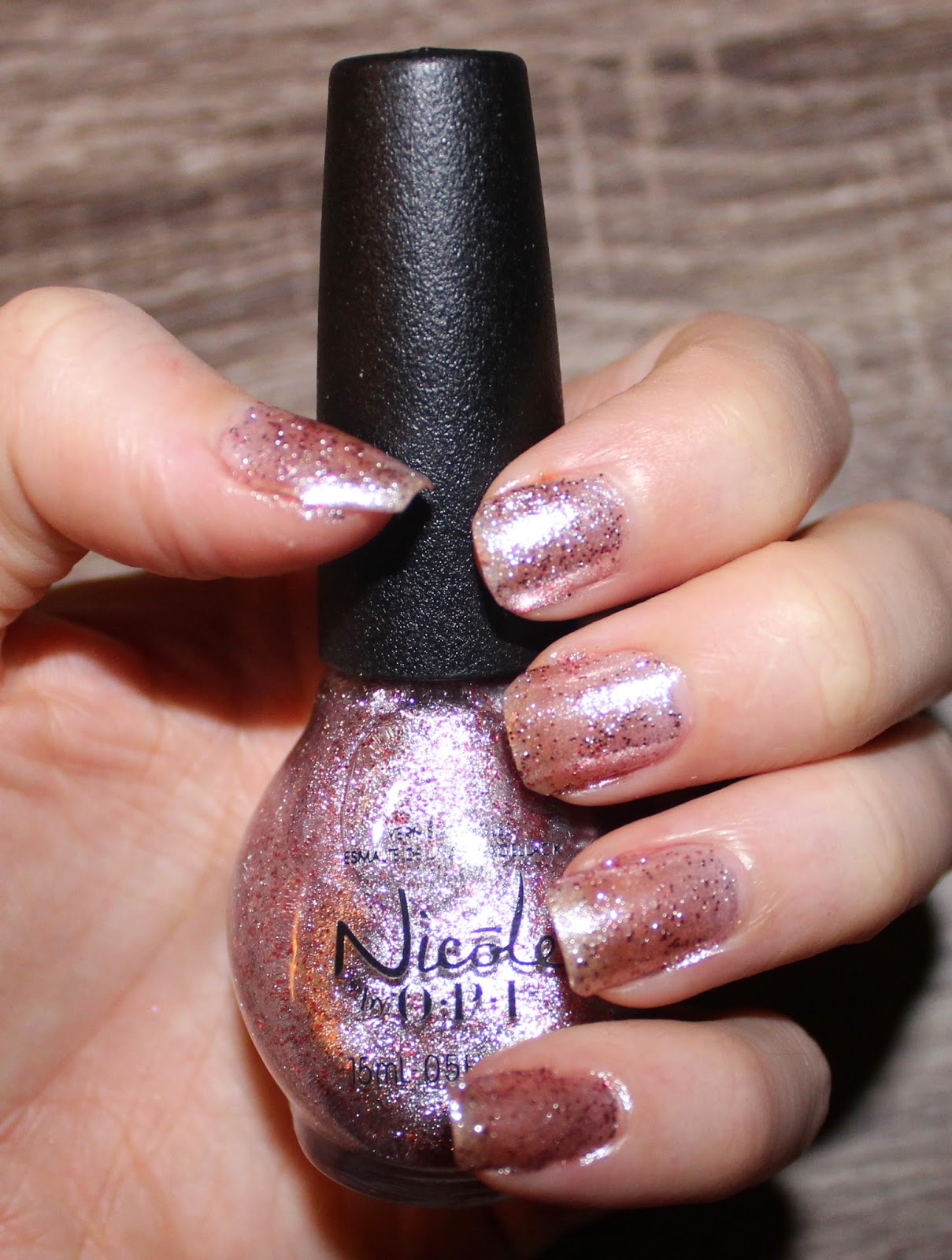 Nicole By OPI DC Lover