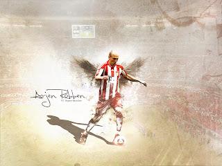 Arjen Robben Bayern Munich Wallpaper 2011 6