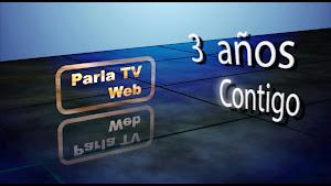 PARLATV-WEB 3 Años contigo