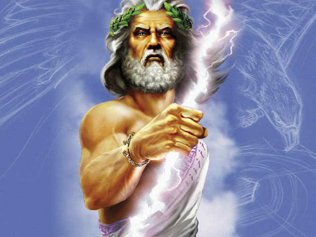zeus from game age of mythology