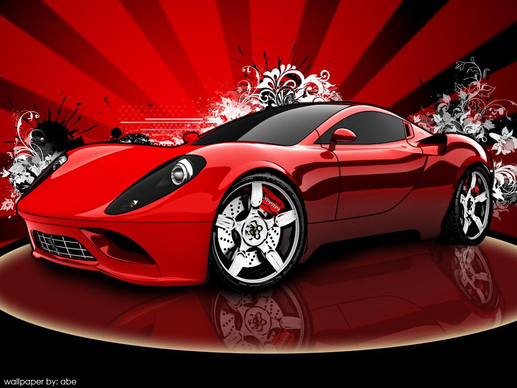 Ferrari Sport Car Amazing Wallpaper For Cars