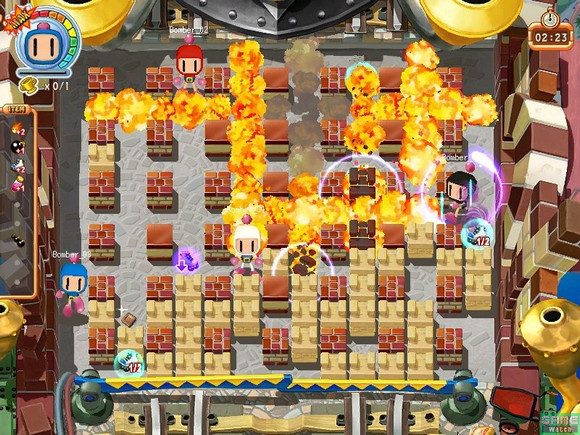 Download Bomberman Collection-FL Pc Game
