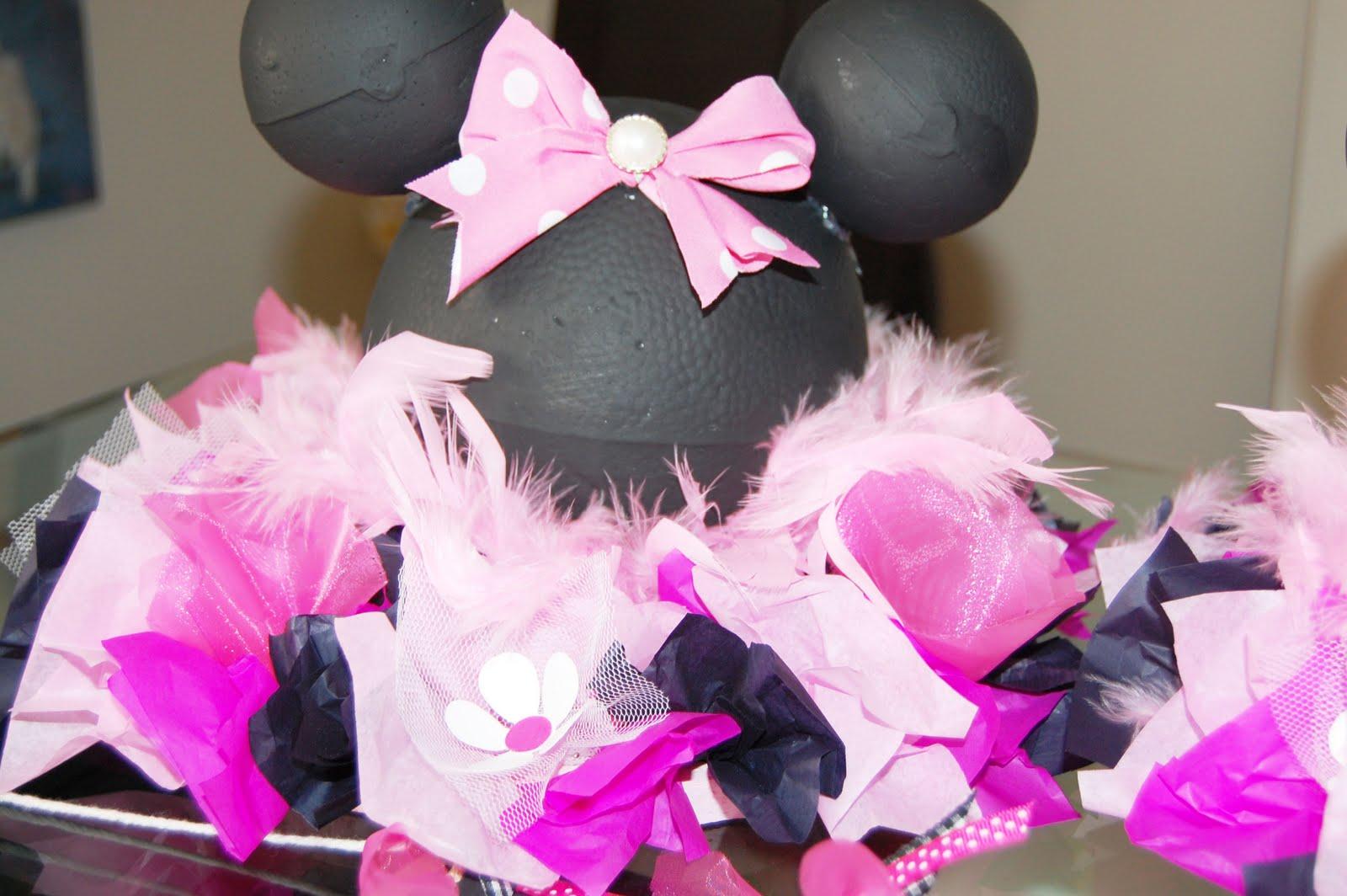 Moms angels decoracion de minnie mouse for Decoracion minnie mouse