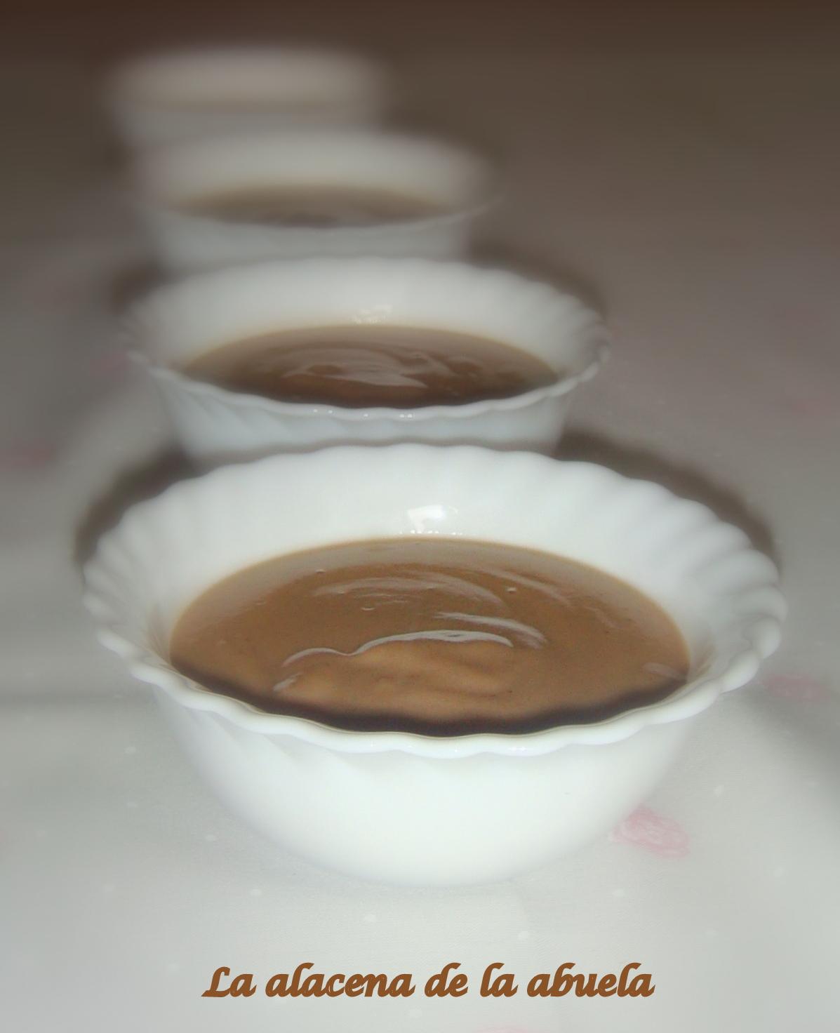 La alacena de la abuela carmen natillas de casta as for Cocina casera de la abuela