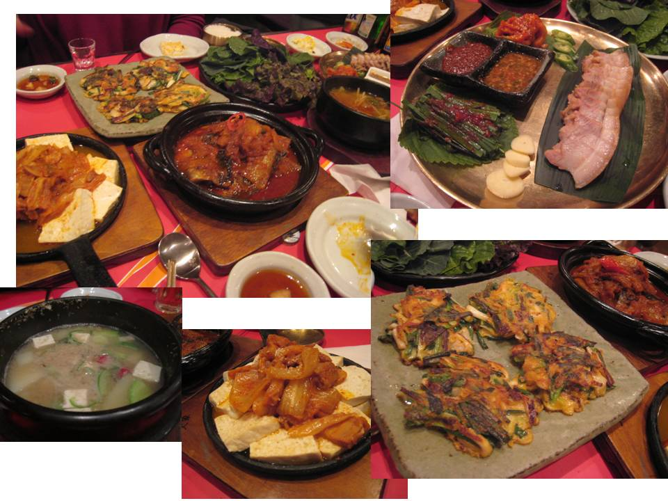 Moments in my life seoul night life where to go in seoul for Authentic korean cuisine