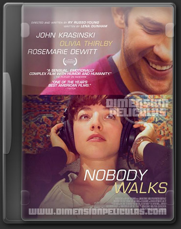 Nobody Walks (DVDRip Ingles Subtitulada) (2012)