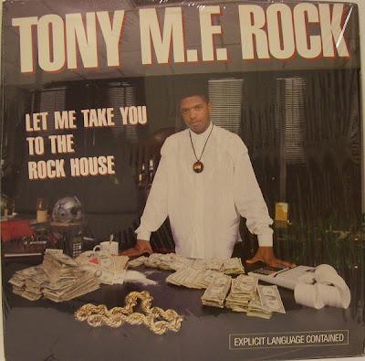 Tony M.F. Rock – Let Me Take You To The Rockhouse (Vinyl) (1989) (VBR)