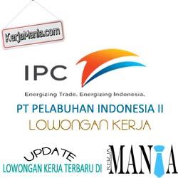 Lowongan Kerja PT Pelabuhan Indonesia (Pelindo 2)