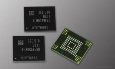 Samsung Garap Chip Memori 128GB Untuk Ponsel Kelas Menengah