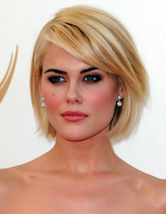 Bob Hairstyles With Side Swept Bangs Perfections Hair
