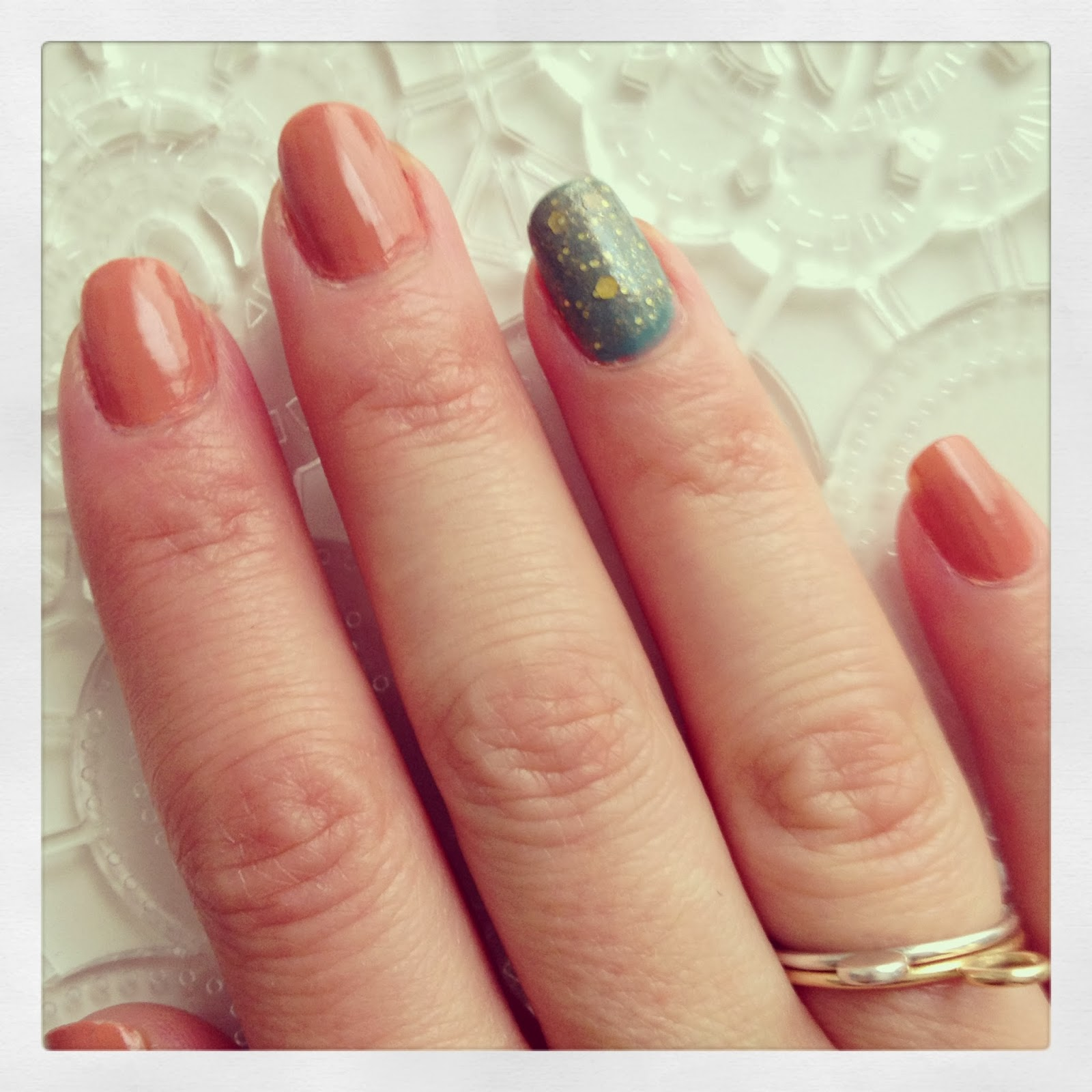 Shana Astrachan: Foxy Nails Winter 2014