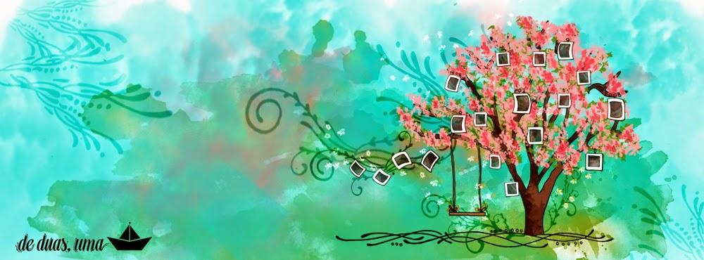 cherry tree illustration de duas uma