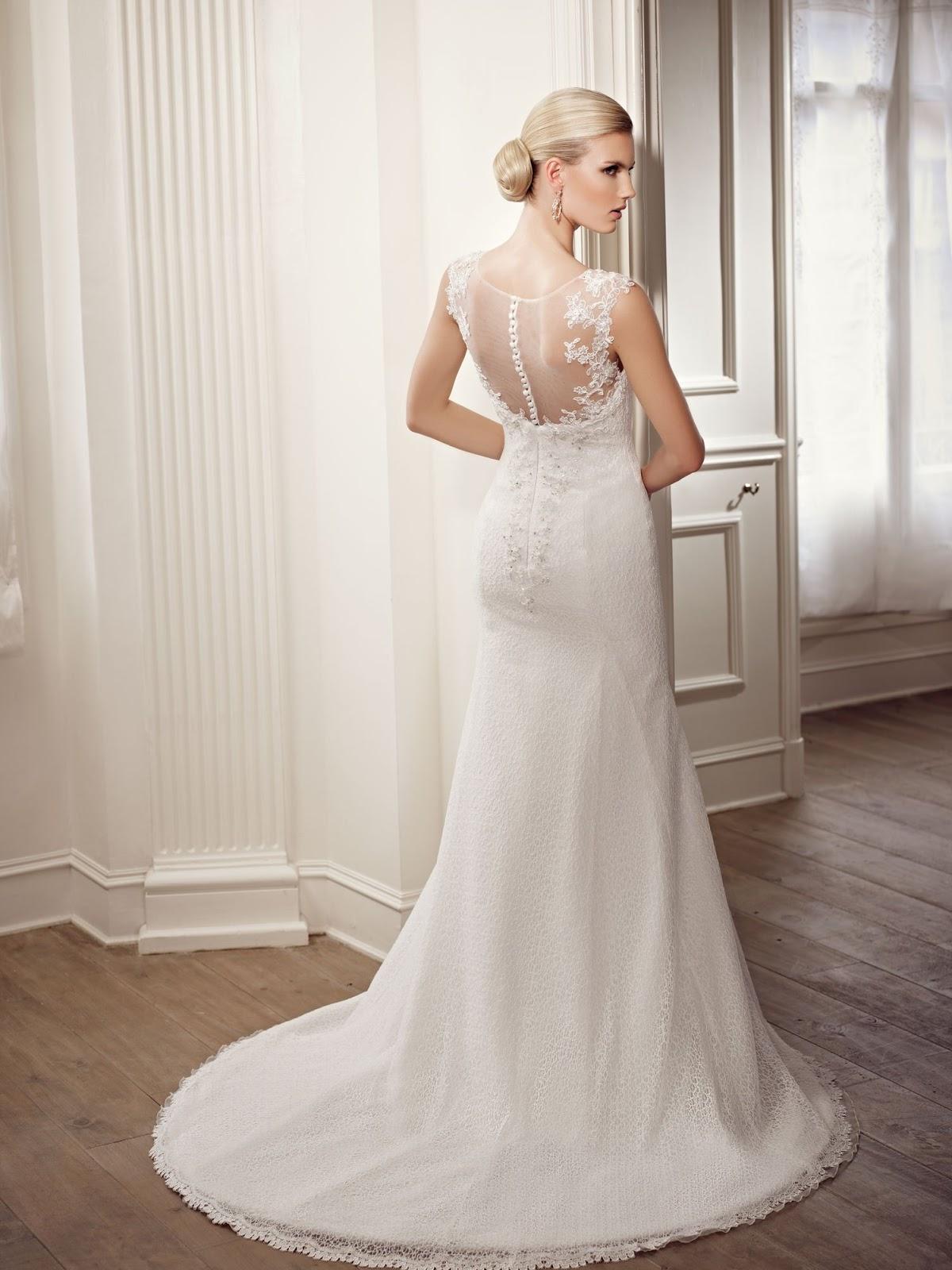 Elianna Moore 2014 Spring Bridal Collection