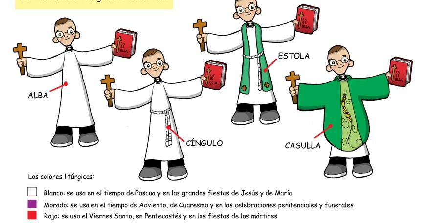 Resultado de imagen para ornamentos sacerdotales estola