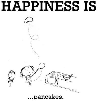 Pancake Happiness