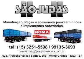 SÃO JUDAS Manutenção, peças e acessórios para caminhões e implementos rodoviários