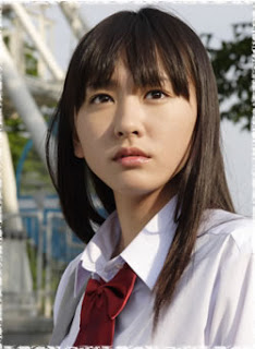 yui aragaki as mika tahara