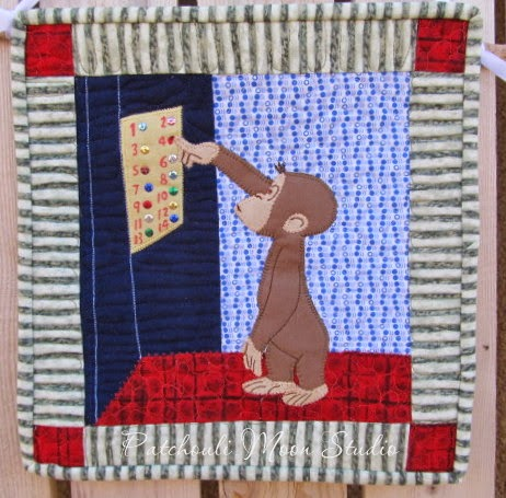 Patchouli Moon Studio: Curious George Birthday Gifts : curious george quilt - Adamdwight.com