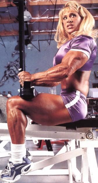 Kim Chizevsky   Muscle Women's Blog