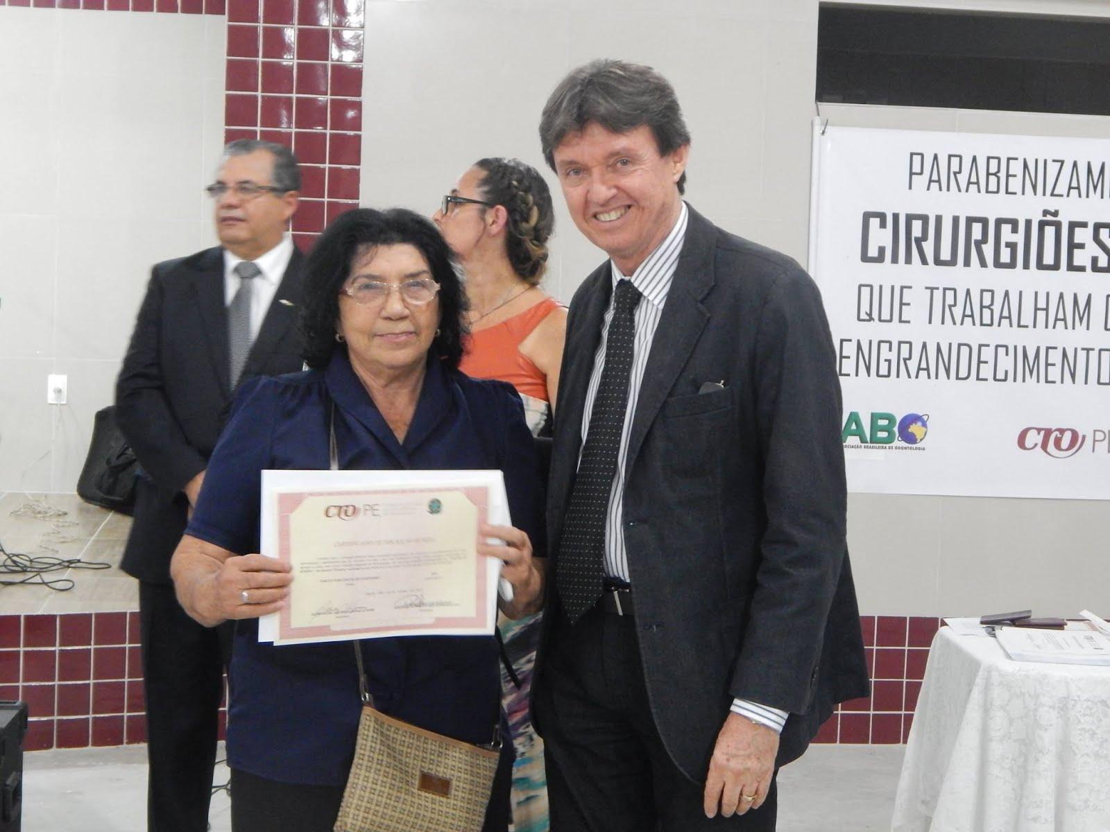 CONSELHO REGIONAL DE ODONTOLOGIA DE PERNAMBUCO