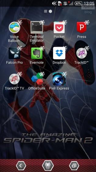 Sony Luncurkan Wallpaper Spiderman 2 Untuk Xperia