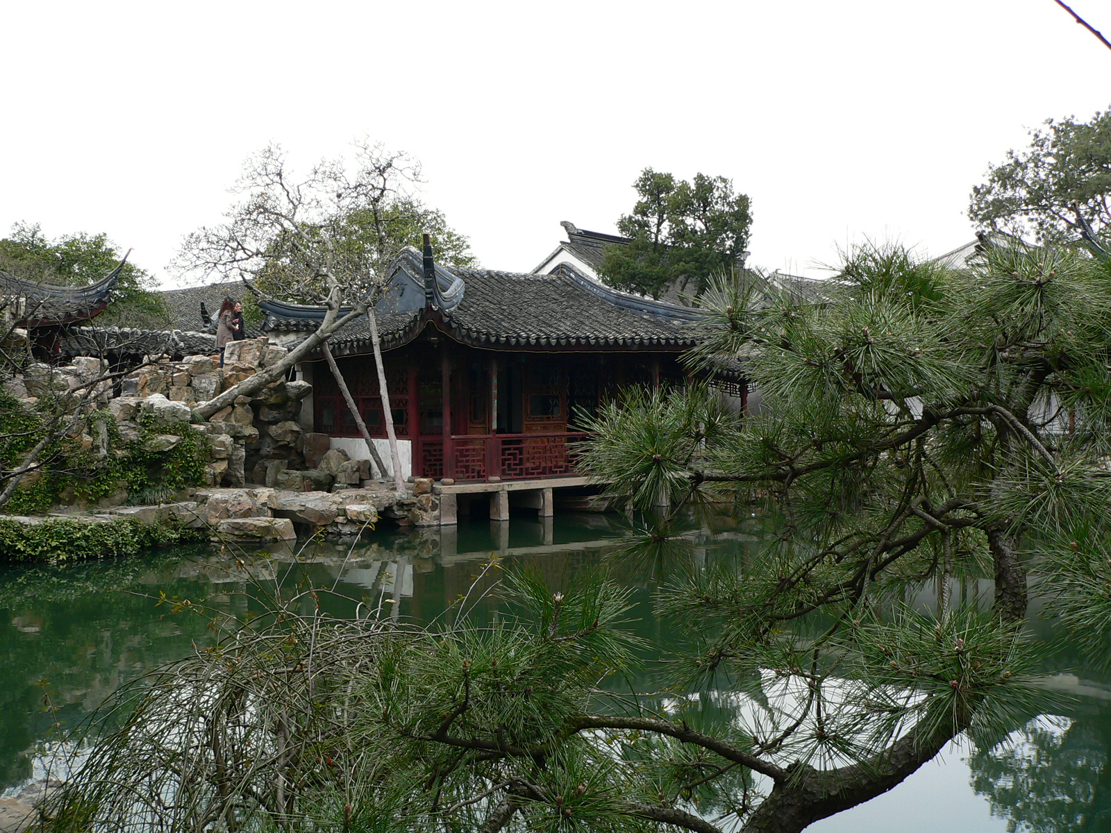 chine intense et de l 39 extr me suzhou une ville de la province du jiangsu situ e une. Black Bedroom Furniture Sets. Home Design Ideas