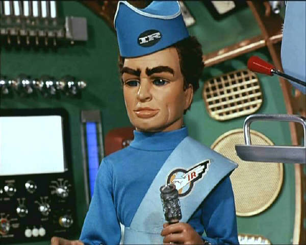 Thunderbirds are go: SCOTT TRACY