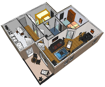Free Sweet Home 3D Floor Plan Design Software