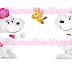 """Gratis muñecos de """"Carlitos y Snoopy"""" la película"""