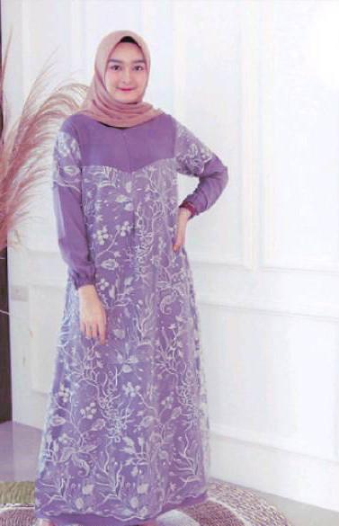 Maxy Dress Brokat